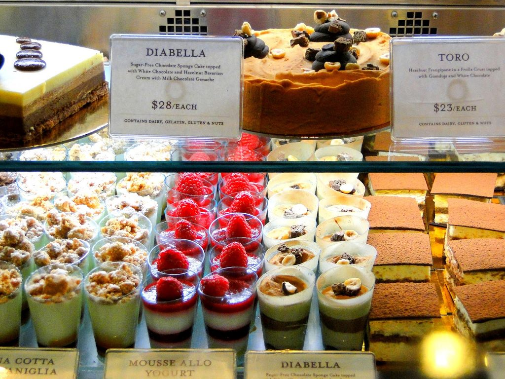 Eataly Pattiserie New York