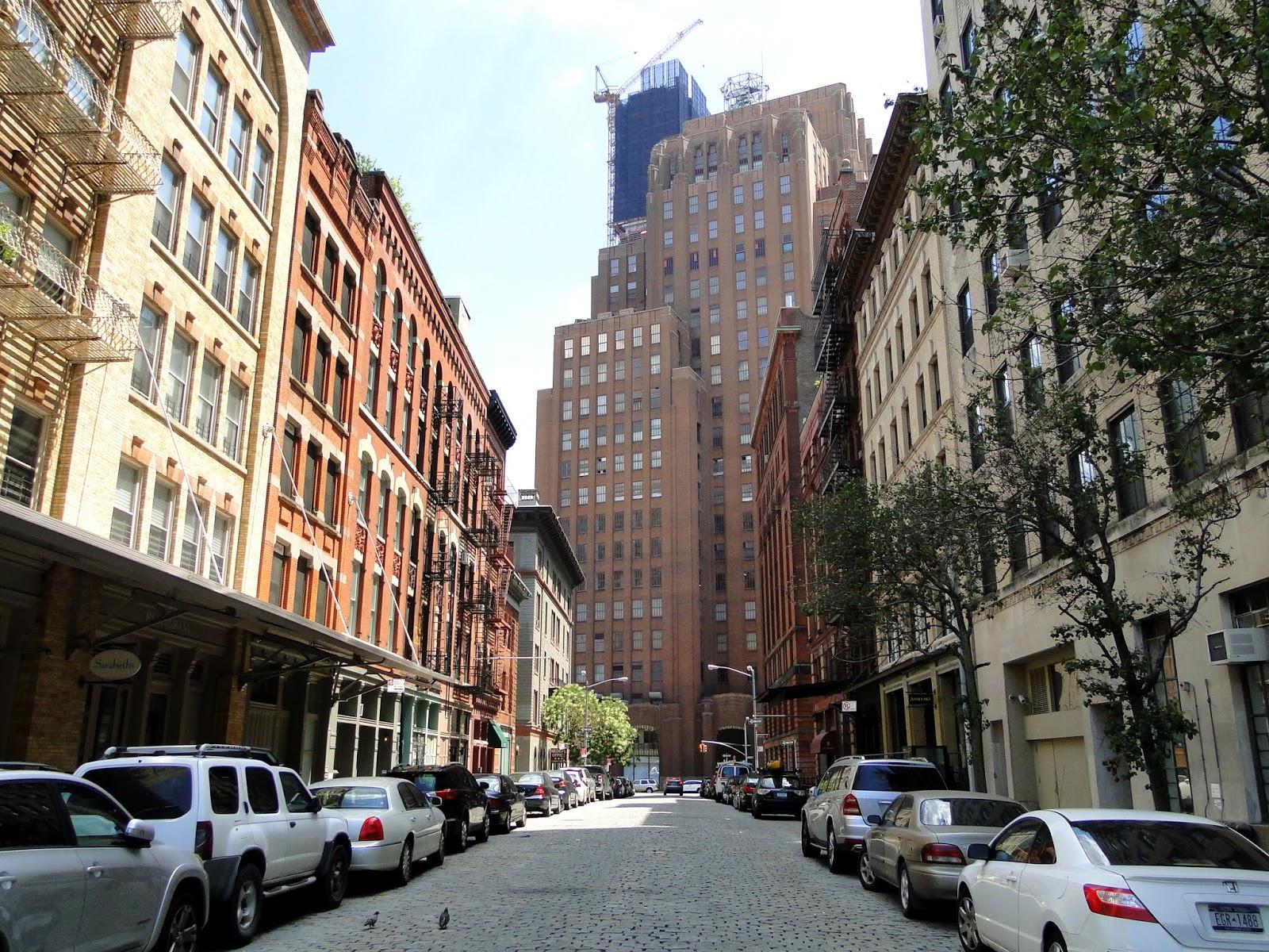 Tribeca im Sommer