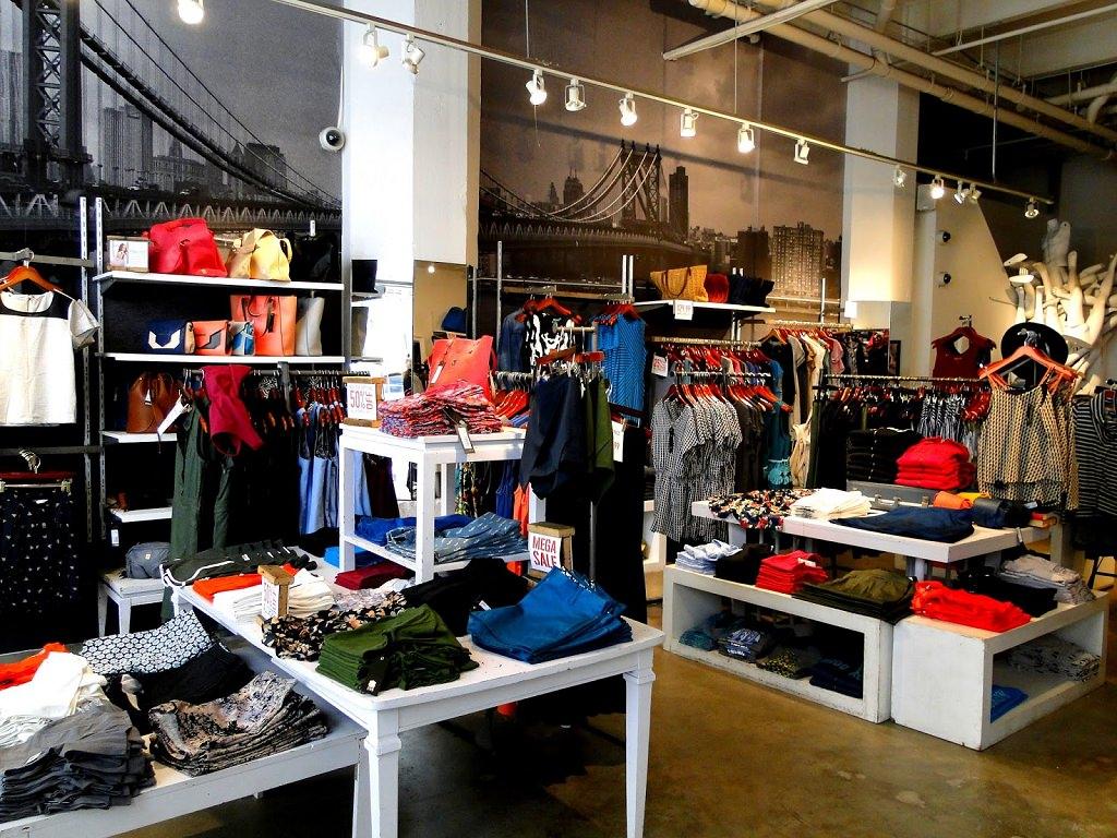 Brooklyn Industries Store