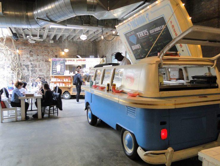 Gaansevort Market Coole Foodhalle
