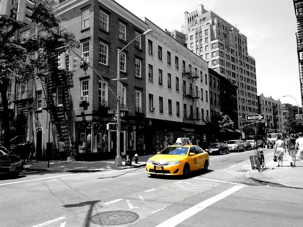 Yellow Cab New York