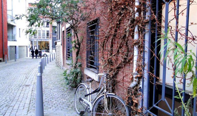 Fahrrad fahren Luettich