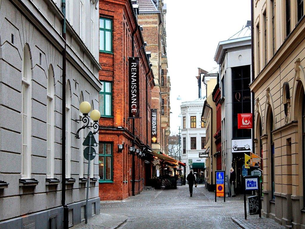 Stadt Malmoe