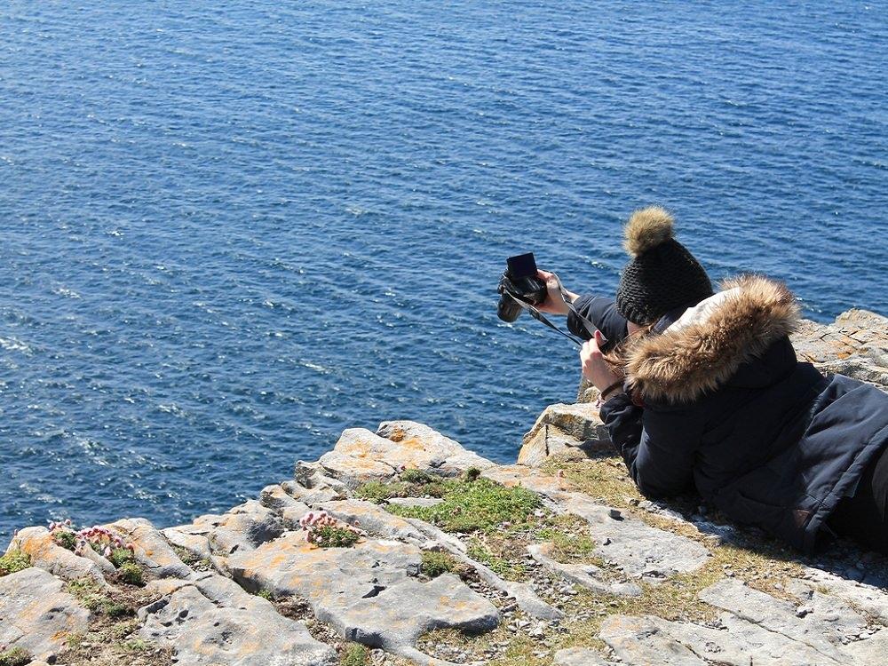 Abenteuer auf den Aran Islands