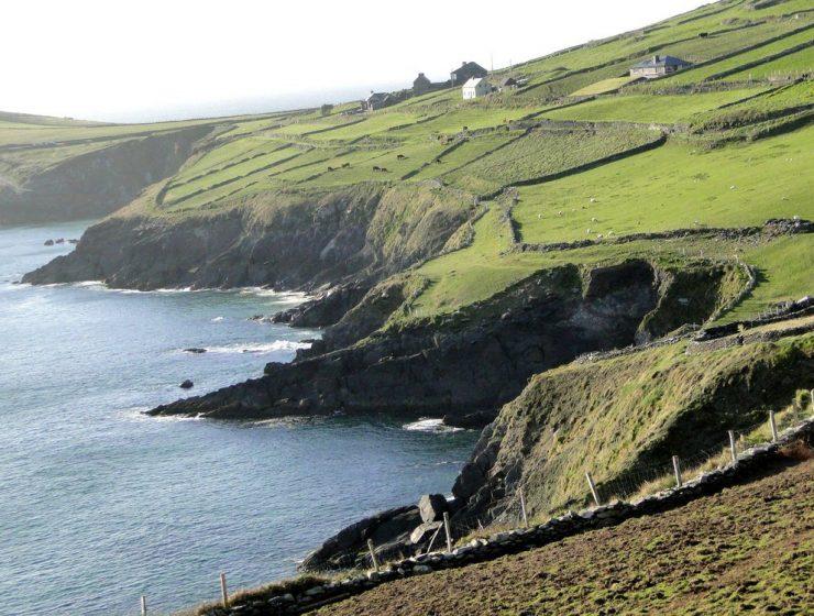 Slea Head Drive Traumkueste Irlands