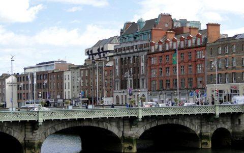 Brueckenviertel Dublin