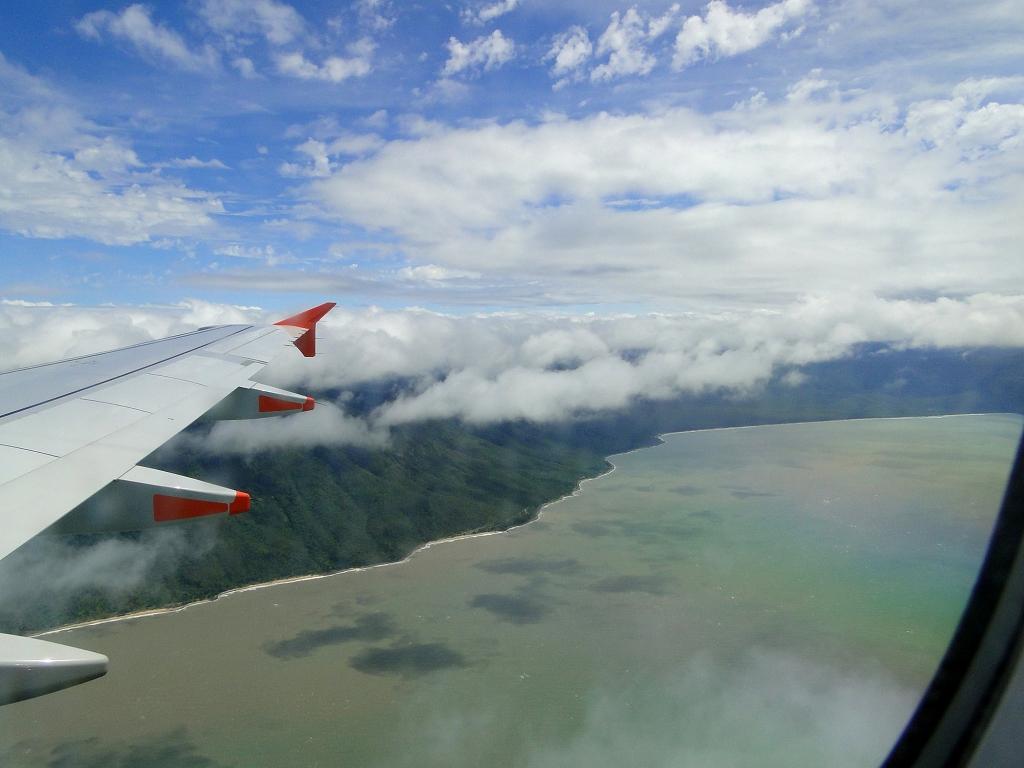 Ozean trifft auf Regenwald