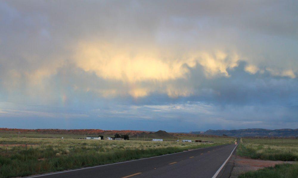 Roadtrip Landschaften