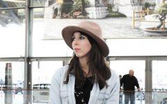 Reisebloggerin Reiseoutfit
