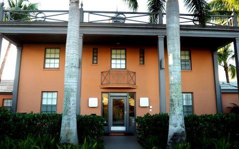 Hotel Biba Rezeption