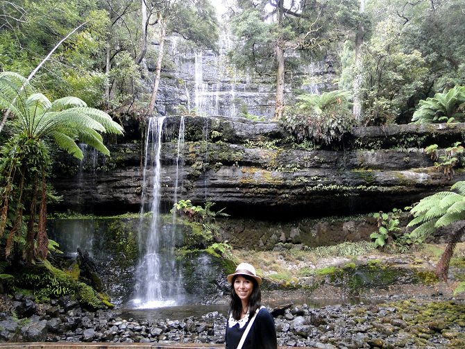 Reisebloggerin Regenwald