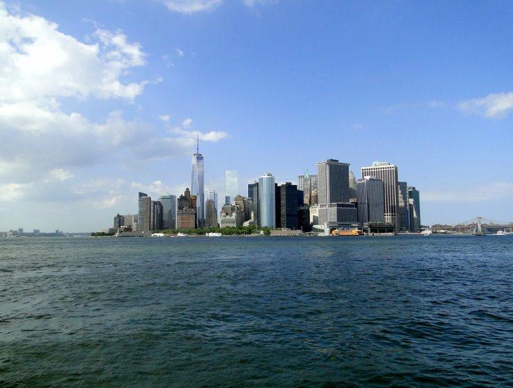 Ausblick auf die Skyline New York Geheimtipps