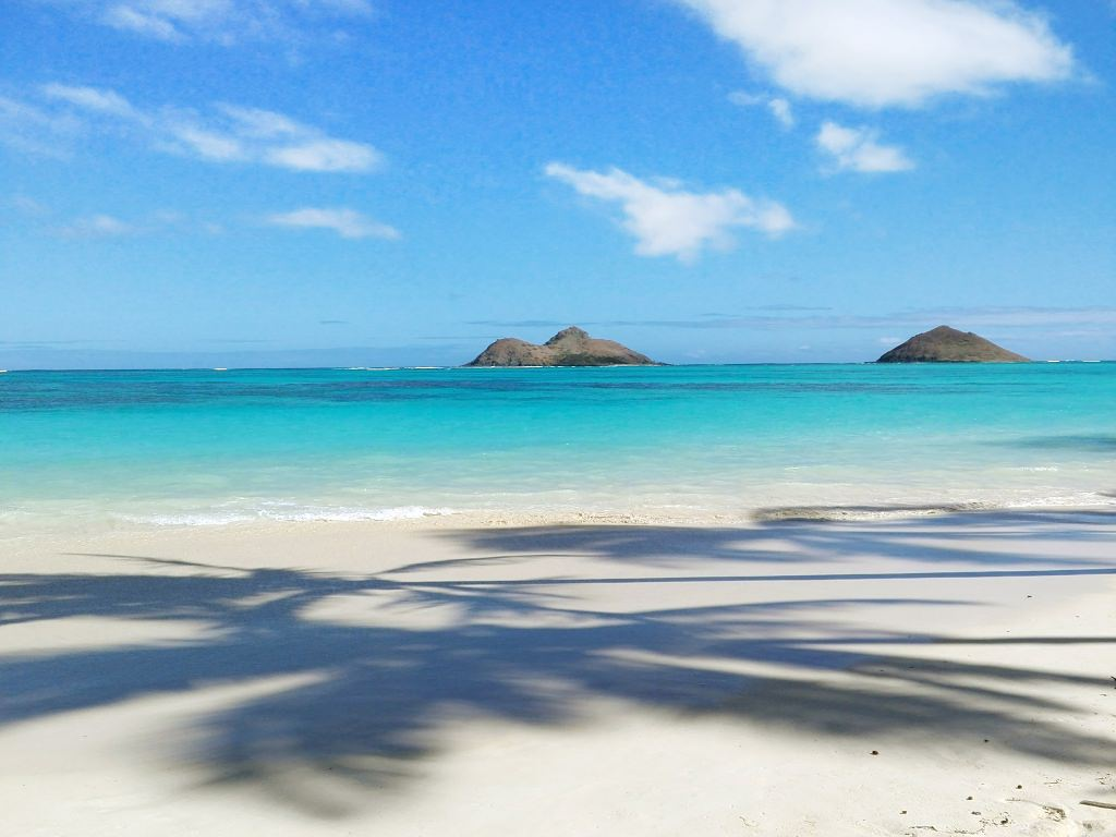 Die Schonsten Strande Der Welt Lanikai Hawaii Usa Join The