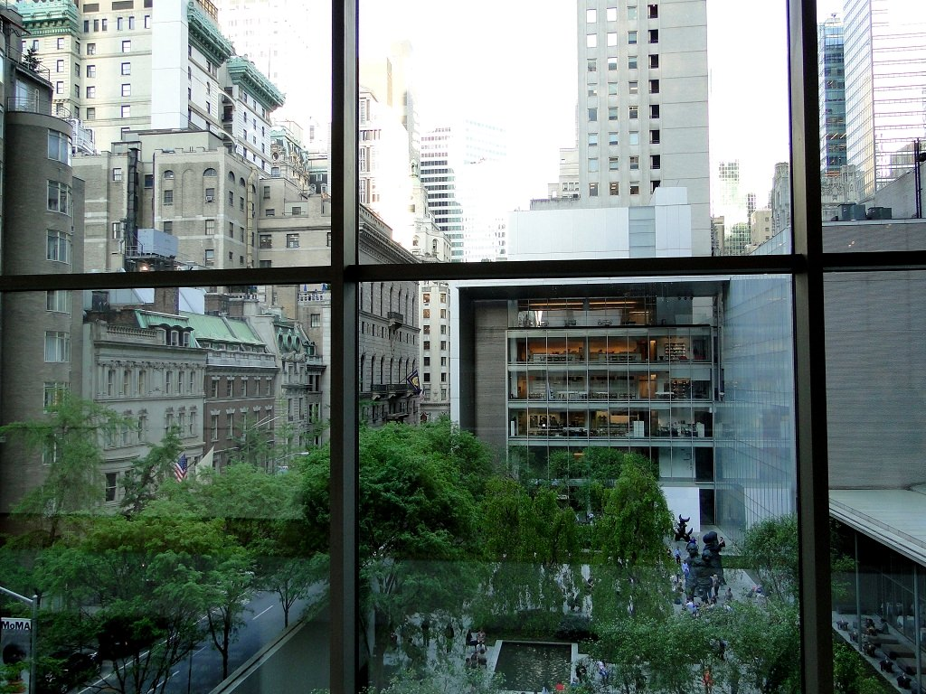 Moma vs. Frick Collection