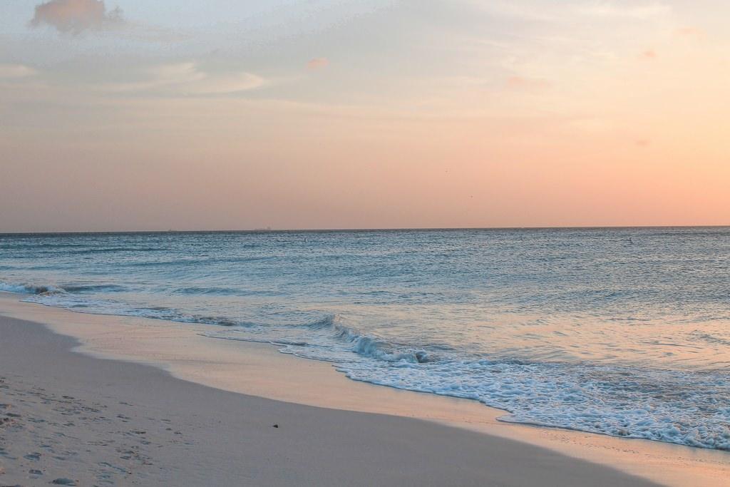 Die schönsten Strände der Welt: Manchebo Beach, Aruba